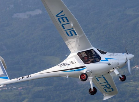 Electric plane certified by EU regulator in world-first