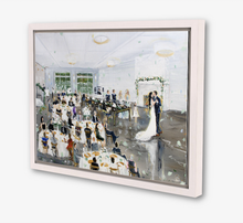Framed Live Painting
