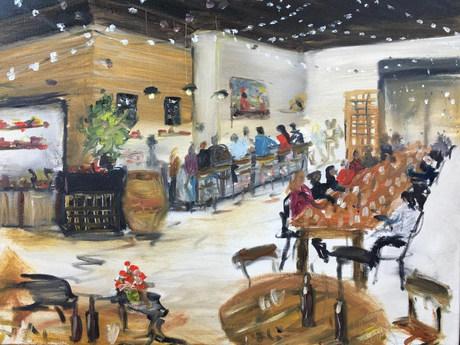 Grand opening Creative Event  - Art Bar 39 - Alexandria MN