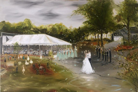 Back Yard wedding  - Spicer, MN