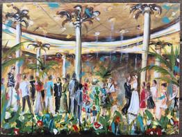 USVI - Outdoor Reception - Canel Bay Resort St John