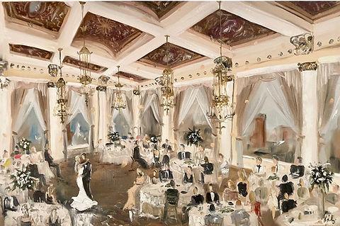 The Pfister Hotel - Milwaukee WI - Haley