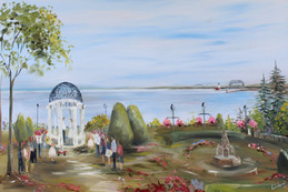 Rose Gardens, Lake Superior - Duluth MN