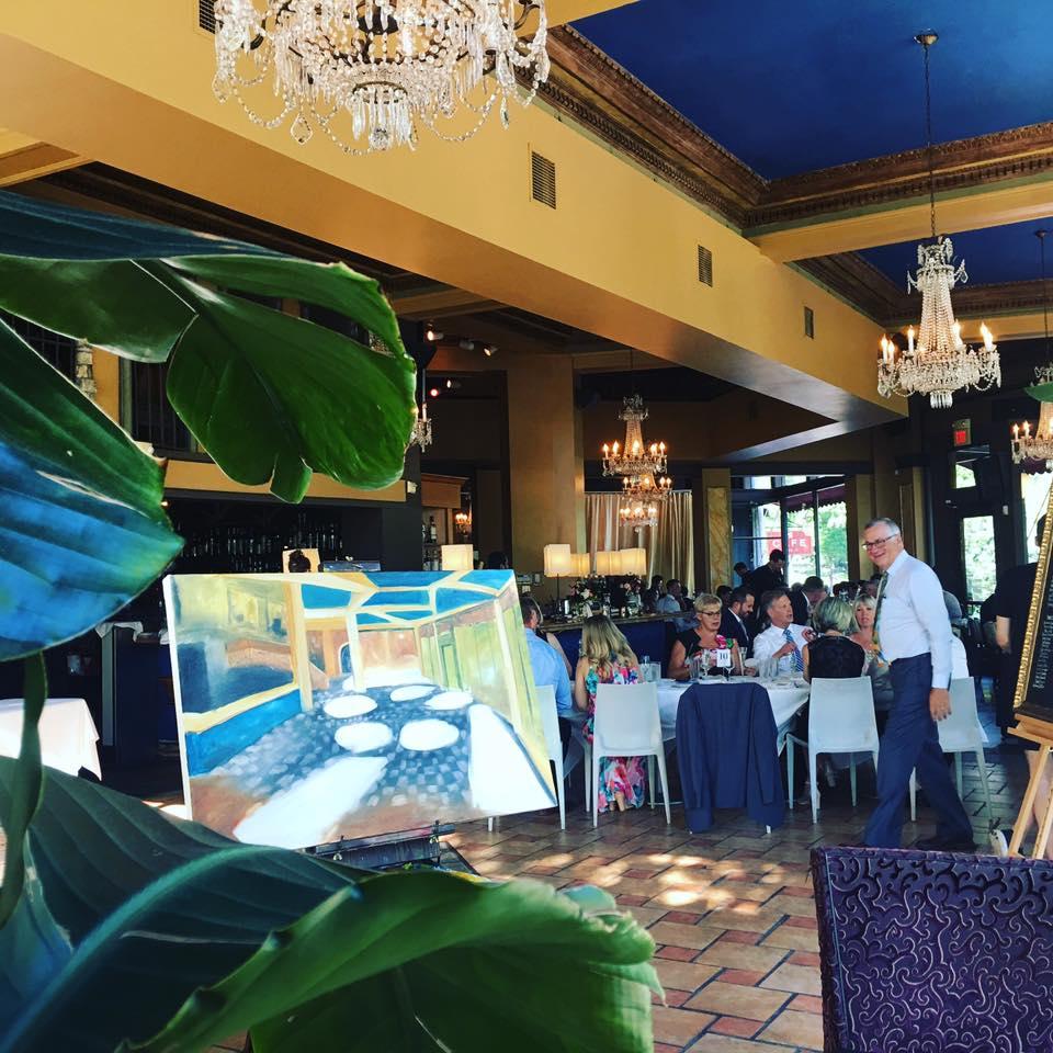 Cafe Lurcat Minneapolis