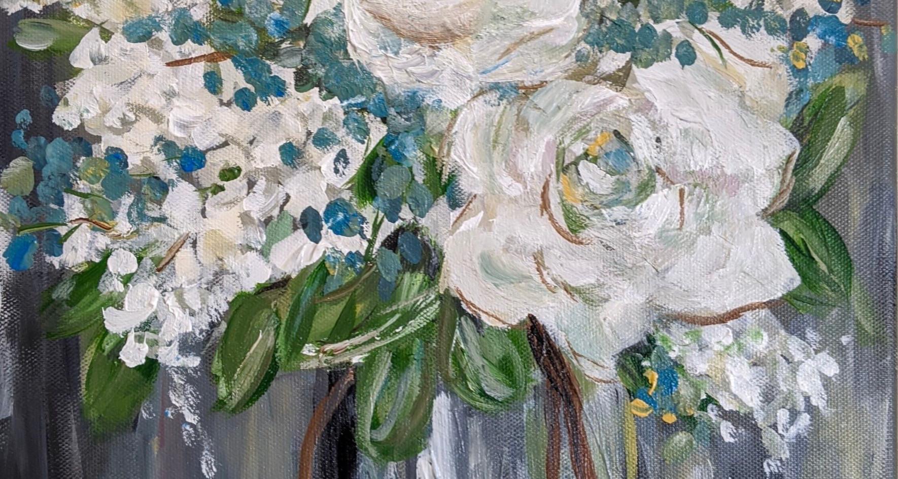 Marissa Bouquet Paintings