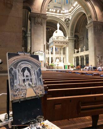 Minneapolis / St Paul Basilica