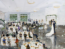 Live Wedding Painters, Live painting, Live Artist, Wedding Artist , Paint my Wedding day, minnesota wedding, live art, Leanne Larson, wedding painter, event artist,