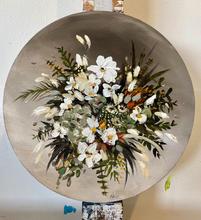 Desert Mix  - Wedding Bouquet Painting