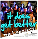 The L Project - It Does Get Better Single.