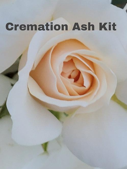Memorial Ash Kit/Cremation Kit/Pet Memorial Kit/Memorial Ash Kit