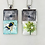 Thumbnail: DYI Memorial Ash Cremation Tree or Bumblebee Photo Glass Pendant Necklace