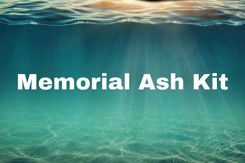 Memorial Ash Cremation Kit