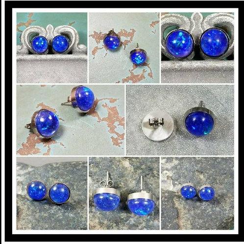 Memorial Ash Earrings