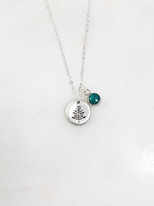 Memorial Ash Pine Pendant Necklace/Cremation Pendant/Pet Memorial Jewelry/Cremat