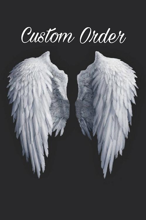 Custom Order for Jason Benavides