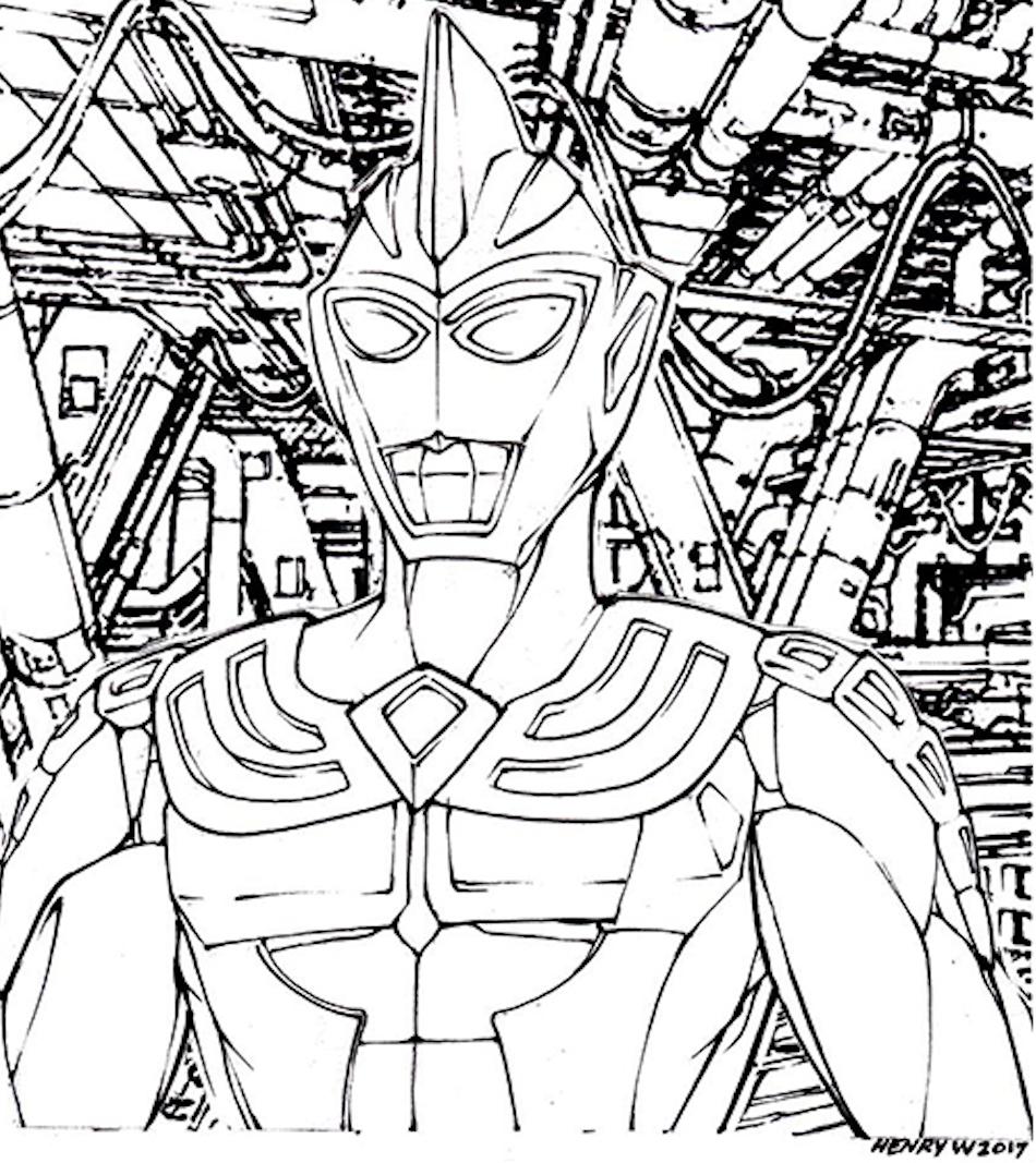 Voltron Man Hybrid