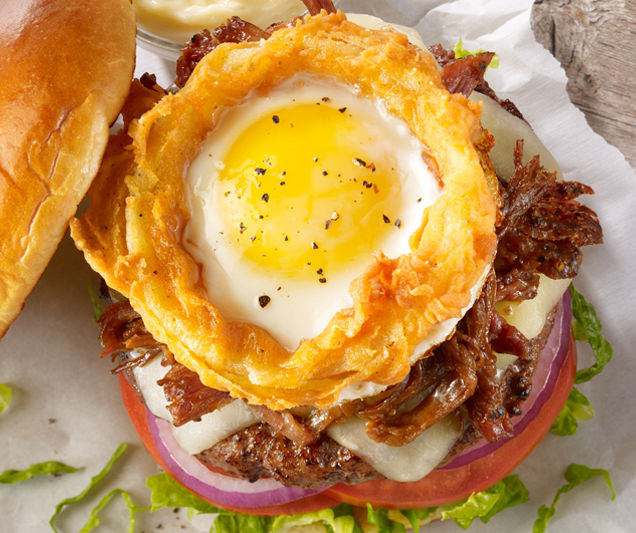 SUNRISE BURGER