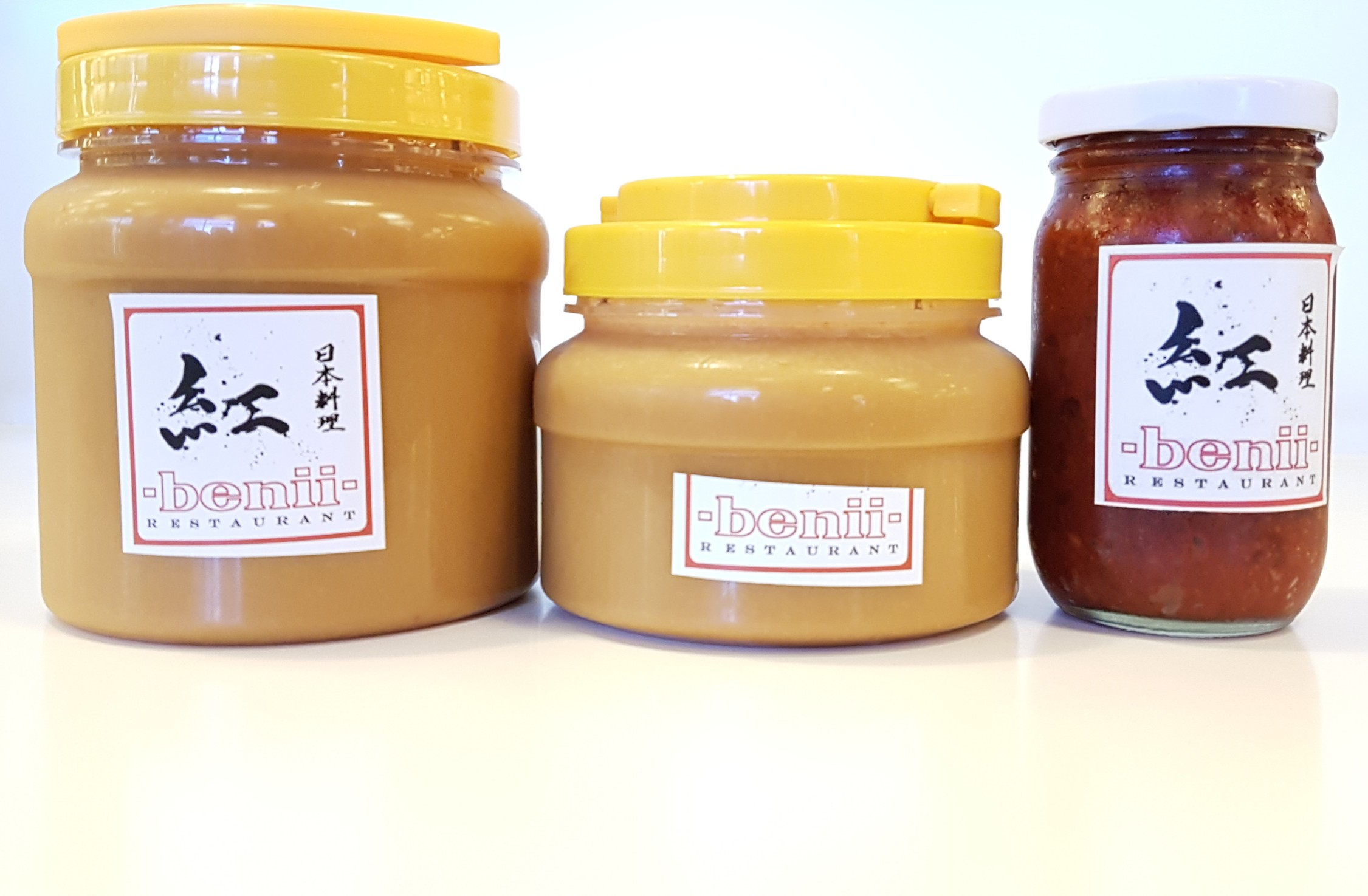 Homemade Japanese Dressing