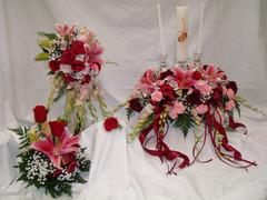 Church Floral Arrangements