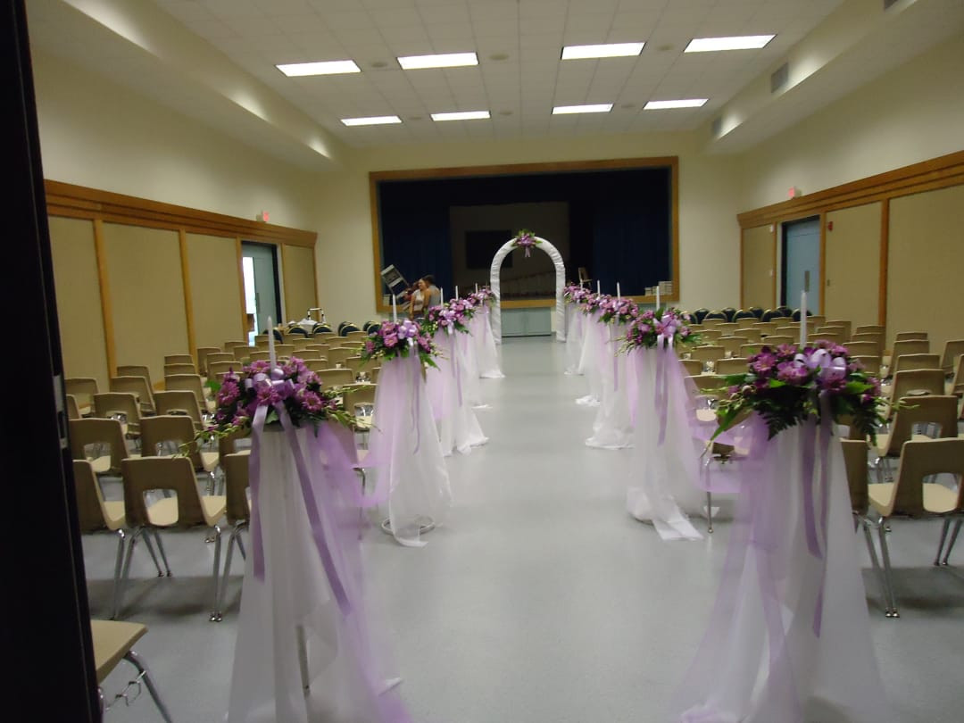 Church Set-up