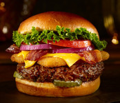 Cheesy Bacon Cheeseburger