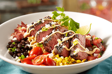 Grilled Sirloin Mexi Bowl