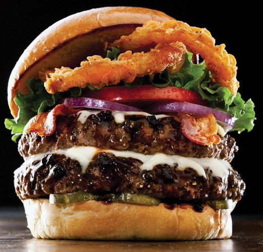 Fridays Ultimate Signature Burger