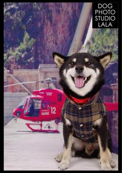 142>ヘリコプター