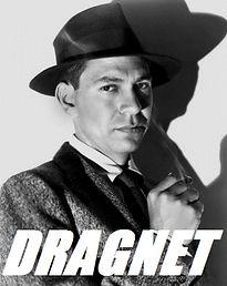 Joe Friday from Dragnet