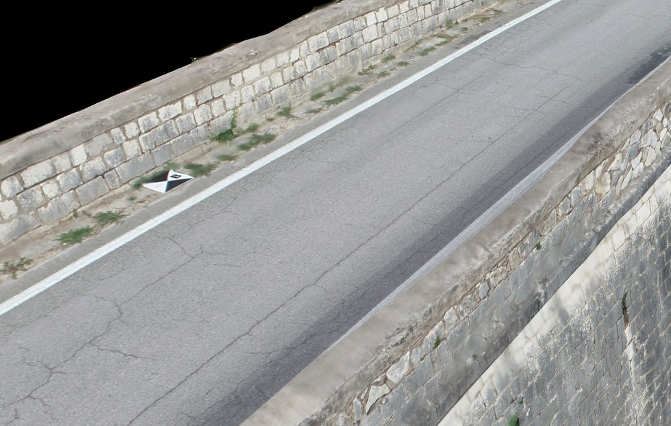 Road surface