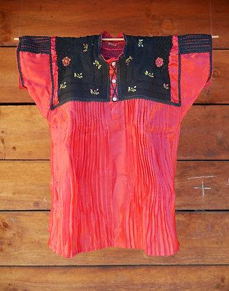 Blusa tradicional de San Juan Chamula, Chiapas