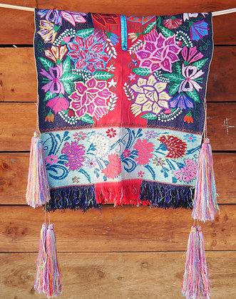 Huipil Tradicional de Zinacantán, Chiapas