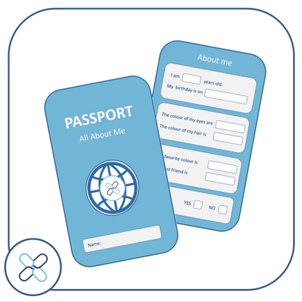 My Passport Booklet