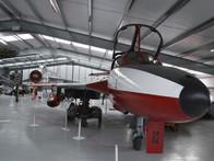 Hawker Hunter T.7B