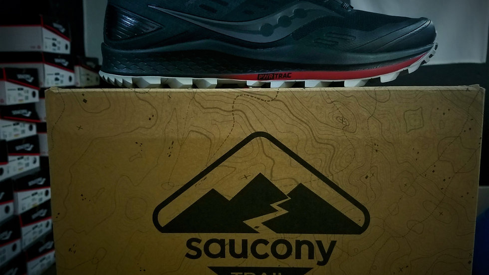 Men's Saucony Peregrine 10 (Trail)