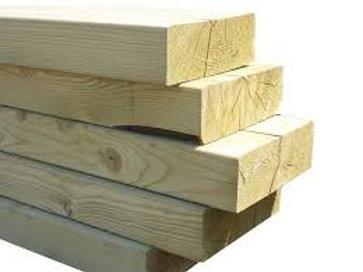 8x3 Timber C16 @ 4.8m