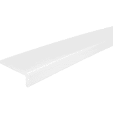 "175mm (7"") Fascia Board (10mm) 5m White"