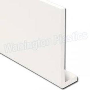 "400mm (12"") Fascia Board (18mm) 5m White"
