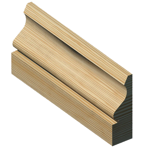 Ogee - Torus Architrave 3""
