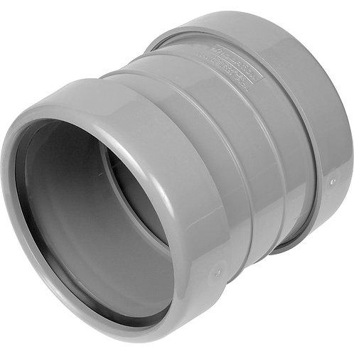 Coupling 110mm - Double Socket