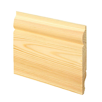 Ogee - Torus Skirting 6""
