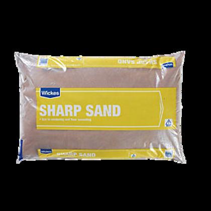 Sharp Sand (Grit 25kg)