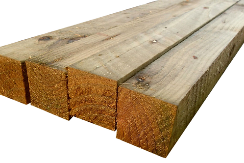 Treated 2x2 Timber 4.8m