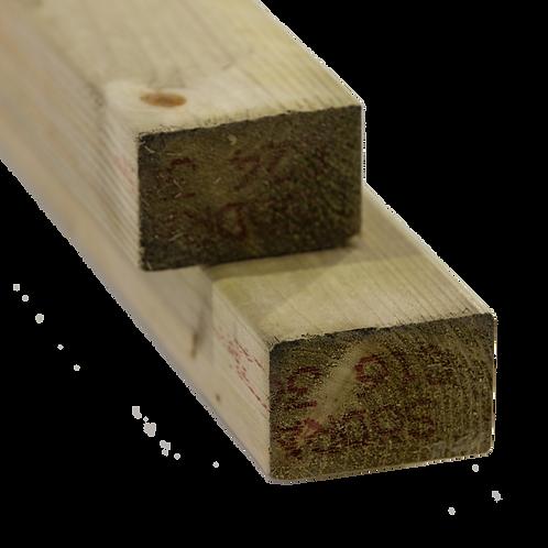 3x2 Timber @ 2.4m