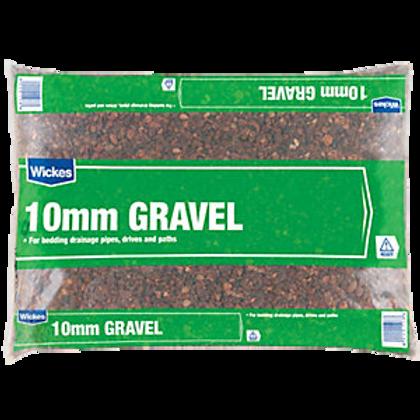 10mm Gravel 25kg Bag