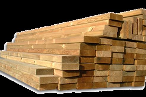 8x2 Timber C16 @ 4.8m