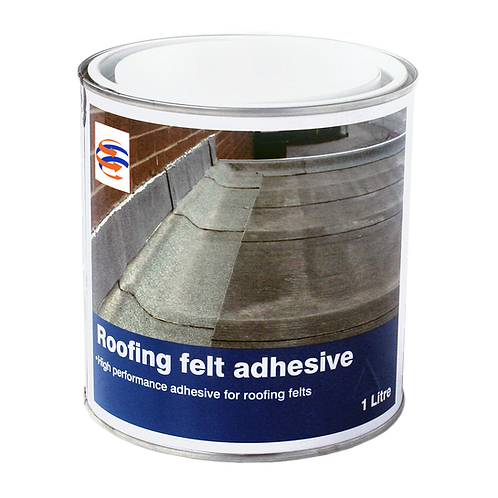 Cold Felt Adhesives - 5 Litre