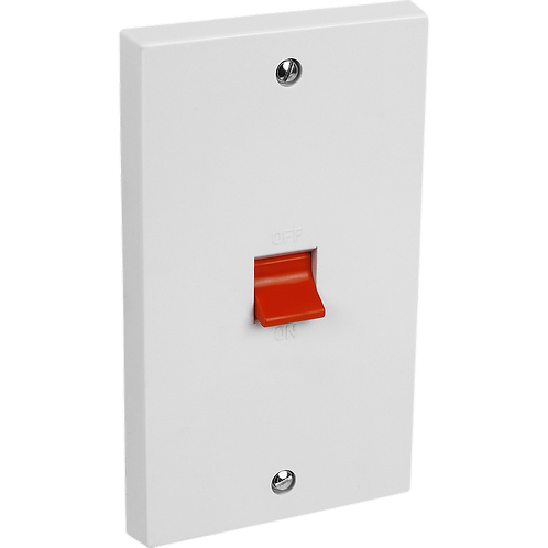 Cooker Switch 45A 2G