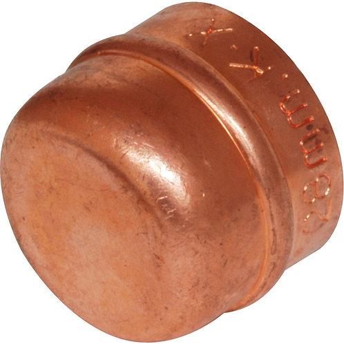 Solder Ring Stop End 22mm