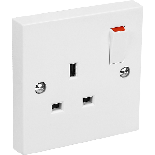Switched Socket 1G Double
